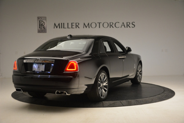 New 2018 Rolls-Royce Ghost for sale Sold at Pagani of Greenwich in Greenwich CT 06830 9