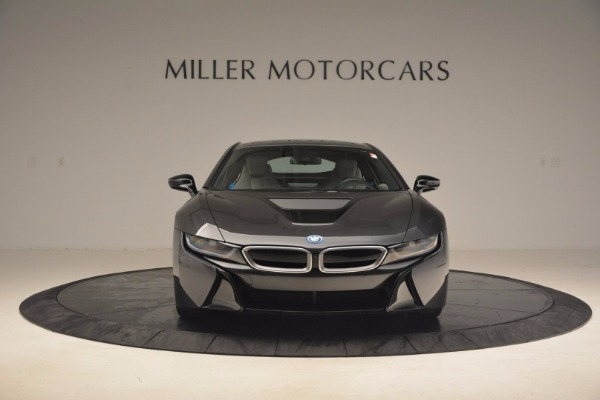 Used 2014 BMW i8 for sale Sold at Pagani of Greenwich in Greenwich CT 06830 12