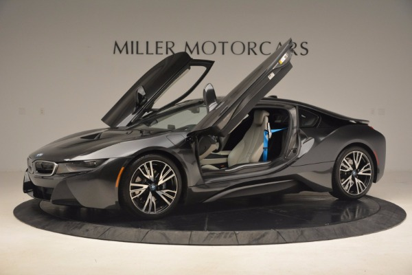 Used 2014 BMW i8 for sale Sold at Pagani of Greenwich in Greenwich CT 06830 14