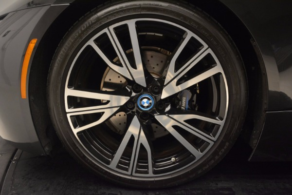 Used 2014 BMW i8 for sale Sold at Pagani of Greenwich in Greenwich CT 06830 15
