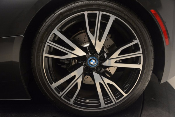 Used 2014 BMW i8 for sale Sold at Pagani of Greenwich in Greenwich CT 06830 16
