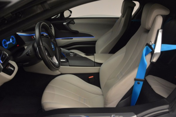 Used 2014 BMW i8 for sale Sold at Pagani of Greenwich in Greenwich CT 06830 18