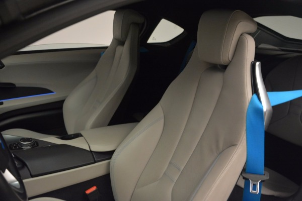 Used 2014 BMW i8 for sale Sold at Pagani of Greenwich in Greenwich CT 06830 19