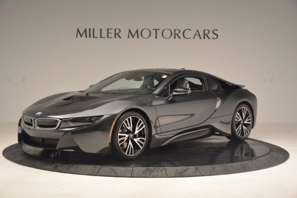 Used 2014 BMW i8 for sale Sold at Pagani of Greenwich in Greenwich CT 06830 2