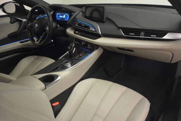 Used 2014 BMW i8 for sale Sold at Pagani of Greenwich in Greenwich CT 06830 20