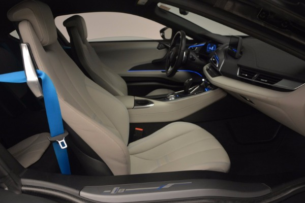 Used 2014 BMW i8 for sale Sold at Pagani of Greenwich in Greenwich CT 06830 21