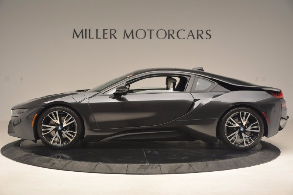 Used 2014 BMW i8 for sale Sold at Pagani of Greenwich in Greenwich CT 06830 3