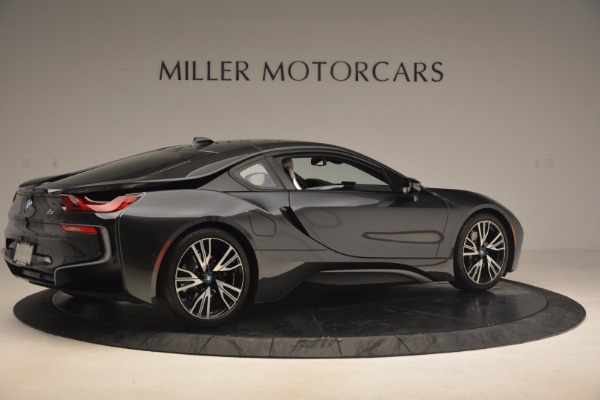Used 2014 BMW i8 for sale Sold at Pagani of Greenwich in Greenwich CT 06830 8