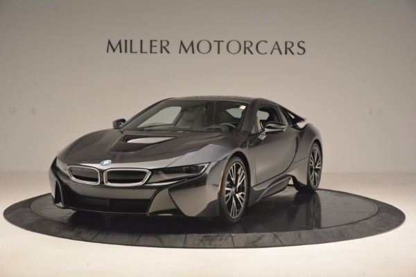 Used 2014 BMW i8 for sale Sold at Pagani of Greenwich in Greenwich CT 06830 1