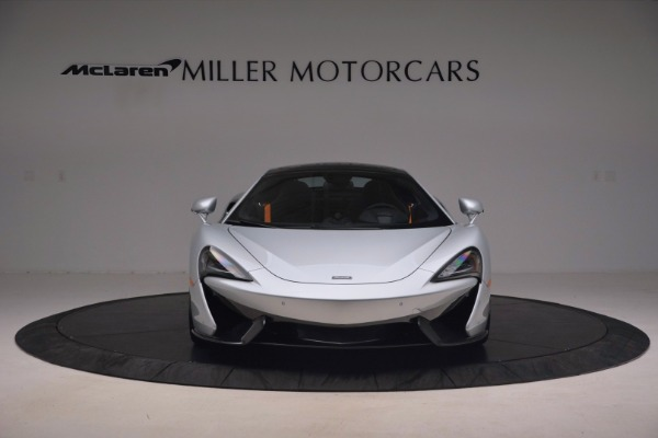Used 2017 McLaren 570GT for sale Sold at Pagani of Greenwich in Greenwich CT 06830 12