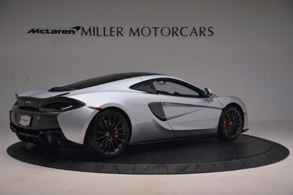 Used 2017 McLaren 570GT for sale Sold at Pagani of Greenwich in Greenwich CT 06830 8