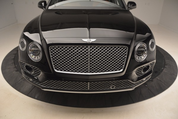 New 2018 Bentley Bentayga Activity Edition-Now with seating for 7!!! for sale Sold at Pagani of Greenwich in Greenwich CT 06830 13