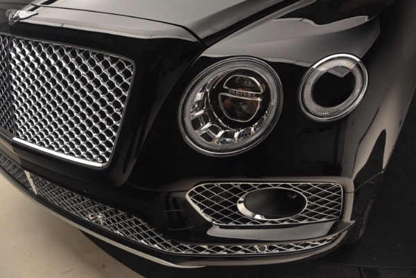 New 2018 Bentley Bentayga Activity Edition-Now with seating for 7!!! for sale Sold at Pagani of Greenwich in Greenwich CT 06830 14