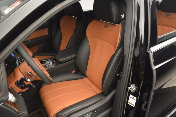 New 2018 Bentley Bentayga Activity Edition-Now with seating for 7!!! for sale Sold at Pagani of Greenwich in Greenwich CT 06830 22
