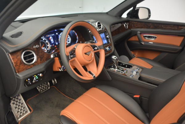 New 2018 Bentley Bentayga Activity Edition-Now with seating for 7!!! for sale Sold at Pagani of Greenwich in Greenwich CT 06830 24