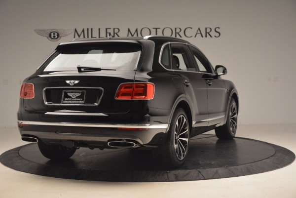 New 2018 Bentley Bentayga Activity Edition-Now with seating for 7!!! for sale Sold at Pagani of Greenwich in Greenwich CT 06830 7