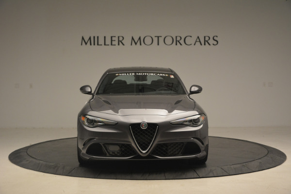 New 2017 Alfa Romeo Giulia Quadrifoglio for sale Sold at Pagani of Greenwich in Greenwich CT 06830 13