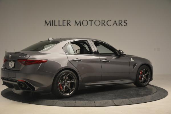 New 2017 Alfa Romeo Giulia Quadrifoglio for sale Sold at Pagani of Greenwich in Greenwich CT 06830 9