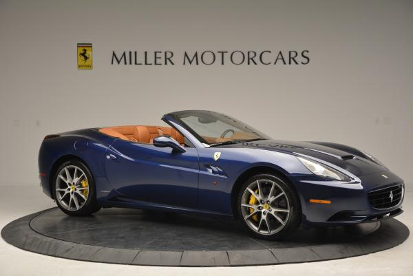 Used 2010 Ferrari California for sale Sold at Pagani of Greenwich in Greenwich CT 06830 10