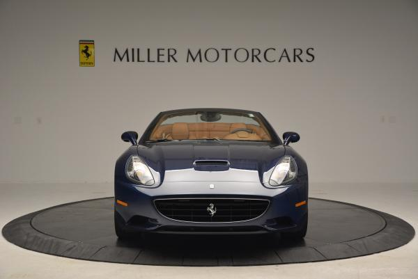 Used 2010 Ferrari California for sale Sold at Pagani of Greenwich in Greenwich CT 06830 12