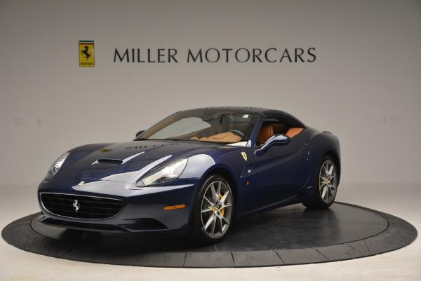 Used 2010 Ferrari California for sale Sold at Pagani of Greenwich in Greenwich CT 06830 13