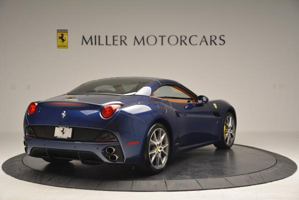 Used 2010 Ferrari California for sale Sold at Pagani of Greenwich in Greenwich CT 06830 19