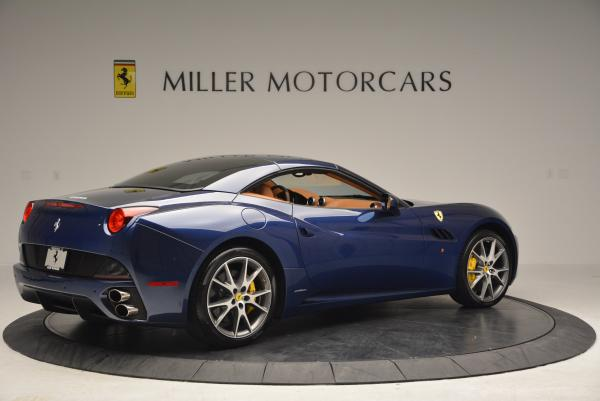 Used 2010 Ferrari California for sale Sold at Pagani of Greenwich in Greenwich CT 06830 20