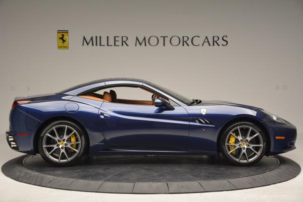Used 2010 Ferrari California for sale Sold at Pagani of Greenwich in Greenwich CT 06830 21