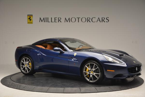 Used 2010 Ferrari California for sale Sold at Pagani of Greenwich in Greenwich CT 06830 22