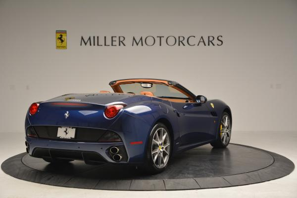 Used 2010 Ferrari California for sale Sold at Pagani of Greenwich in Greenwich CT 06830 7