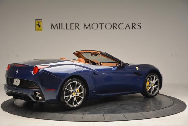 Used 2010 Ferrari California for sale Sold at Pagani of Greenwich in Greenwich CT 06830 8