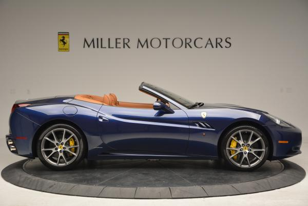 Used 2010 Ferrari California for sale Sold at Pagani of Greenwich in Greenwich CT 06830 9