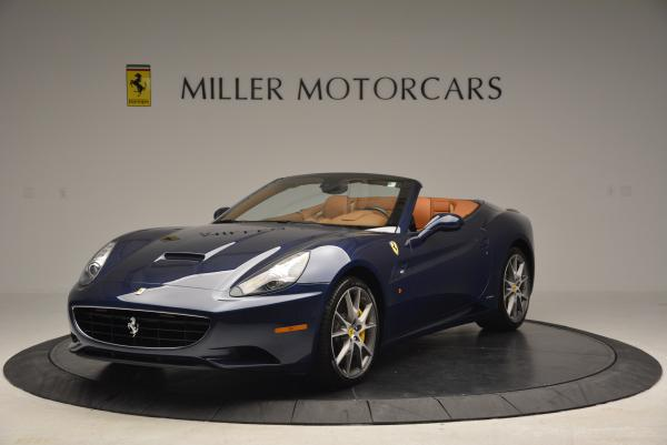 Used 2010 Ferrari California for sale Sold at Pagani of Greenwich in Greenwich CT 06830 1