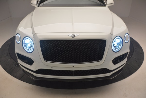 New 2018 Bentley Bentayga Black Edition for sale Sold at Pagani of Greenwich in Greenwich CT 06830 18