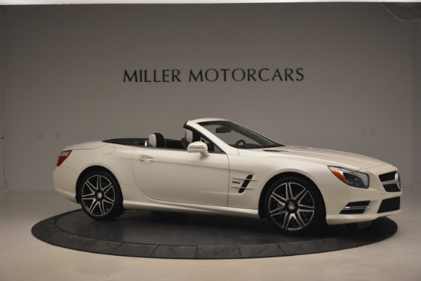 Used 2015 Mercedes Benz SL-Class SL 550 for sale Sold at Pagani of Greenwich in Greenwich CT 06830 11