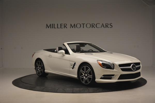 Used 2015 Mercedes Benz SL-Class SL 550 for sale Sold at Pagani of Greenwich in Greenwich CT 06830 12