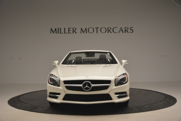 Used 2015 Mercedes Benz SL-Class SL 550 for sale Sold at Pagani of Greenwich in Greenwich CT 06830 13