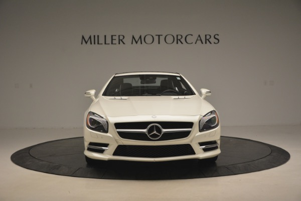 Used 2015 Mercedes Benz SL-Class SL 550 for sale Sold at Pagani of Greenwich in Greenwich CT 06830 14