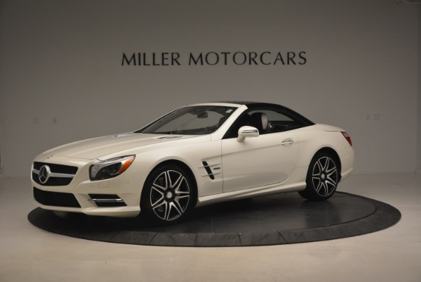 Used 2015 Mercedes Benz SL-Class SL 550 for sale Sold at Pagani of Greenwich in Greenwich CT 06830 16
