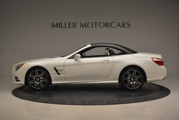 Used 2015 Mercedes Benz SL-Class SL 550 for sale Sold at Pagani of Greenwich in Greenwich CT 06830 17