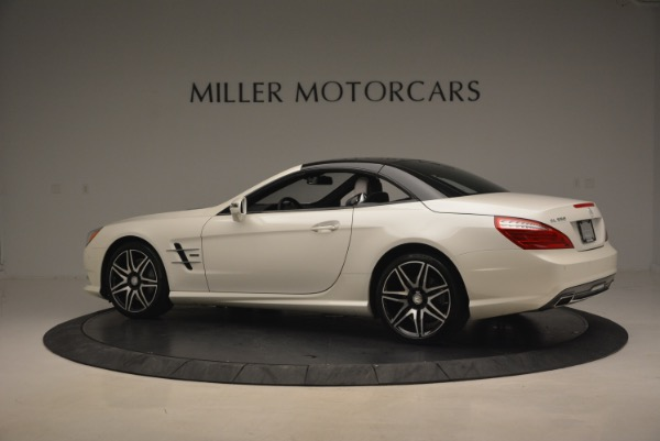 Used 2015 Mercedes Benz SL-Class SL 550 for sale Sold at Pagani of Greenwich in Greenwich CT 06830 18