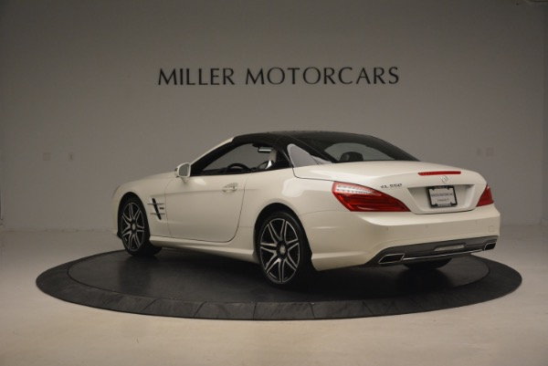 Used 2015 Mercedes Benz SL-Class SL 550 for sale Sold at Pagani of Greenwich in Greenwich CT 06830 19