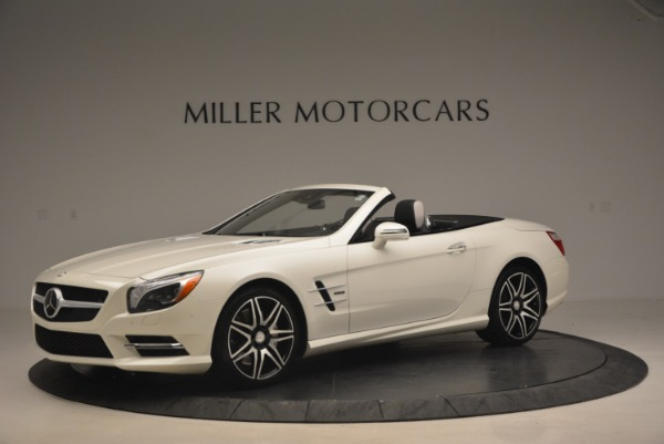 Used 2015 Mercedes Benz SL-Class SL 550 for sale Sold at Pagani of Greenwich in Greenwich CT 06830 2