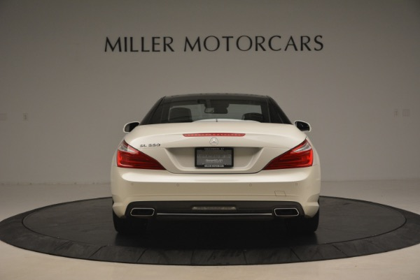 Used 2015 Mercedes Benz SL-Class SL 550 for sale Sold at Pagani of Greenwich in Greenwich CT 06830 20