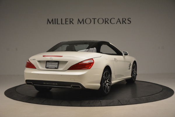 Used 2015 Mercedes Benz SL-Class SL 550 for sale Sold at Pagani of Greenwich in Greenwich CT 06830 21