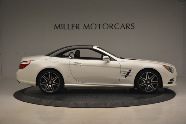 Used 2015 Mercedes Benz SL-Class SL 550 for sale Sold at Pagani of Greenwich in Greenwich CT 06830 23