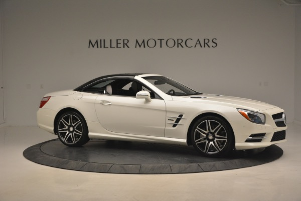Used 2015 Mercedes Benz SL-Class SL 550 for sale Sold at Pagani of Greenwich in Greenwich CT 06830 24
