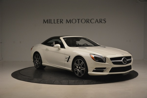 Used 2015 Mercedes Benz SL-Class SL 550 for sale Sold at Pagani of Greenwich in Greenwich CT 06830 25