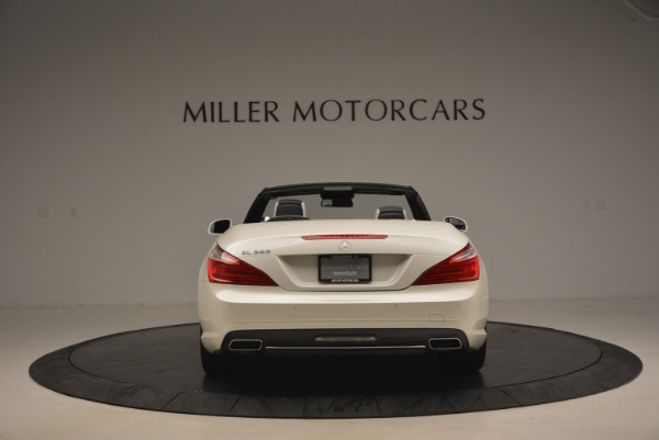 Used 2015 Mercedes Benz SL-Class SL 550 for sale Sold at Pagani of Greenwich in Greenwich CT 06830 6