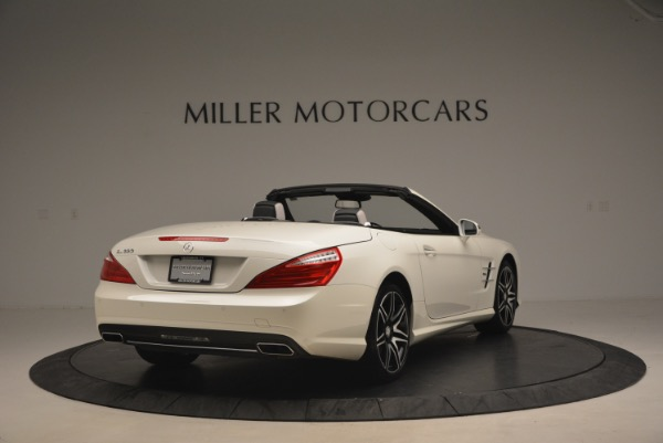 Used 2015 Mercedes Benz SL-Class SL 550 for sale Sold at Pagani of Greenwich in Greenwich CT 06830 7
